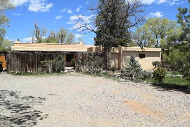119 Cruz Alta Rd, Taos, NM 87571 (MLS #106876) :: Angel Fire Real Estate & Land Co.