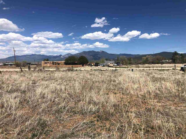 Off La Morada Rd, Ranchos de Taos, NM 87557 (MLS #106883) :: Angel Fire Real Estate & Land Co.