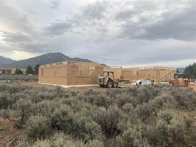 159 Upper Colonias Road, Taos, NM 87529 (MLS #106885) :: Page Sullivan Group