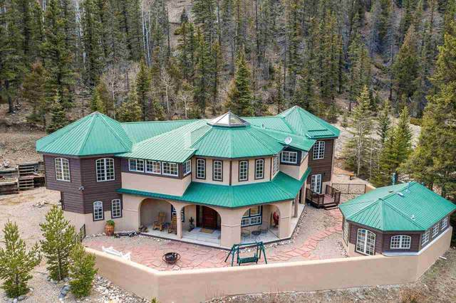 58 Valley Of The Pines, Red River, NM 87558 (MLS #106888) :: Page Sullivan Group