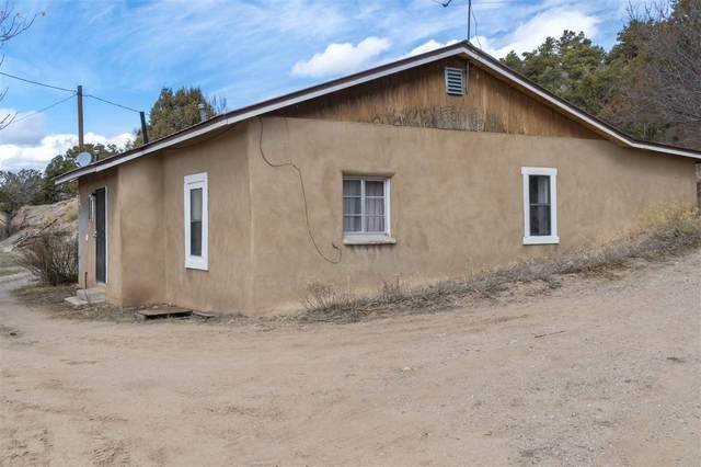 191 County Road 69, Ojo Sarco, NM 87521 (MLS #106892) :: Page Sullivan Group