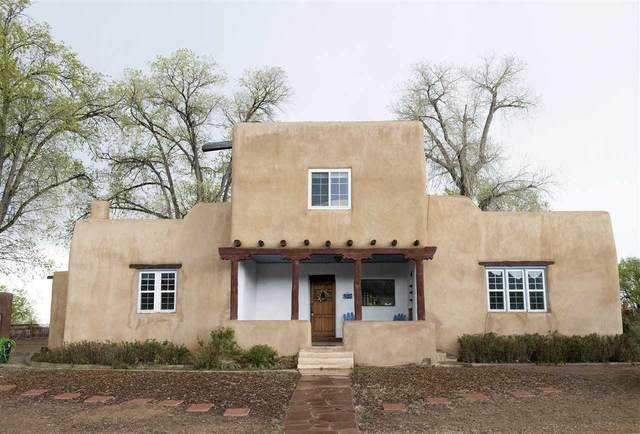 303 Pond Court, Taos, NM 87571 (MLS #106894) :: Page Sullivan Group