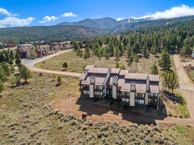 20 S Angel Fire Mountain Meadows 204, Angel Fire, NM 87710 (MLS #106900) :: Angel Fire Real Estate & Land Co.