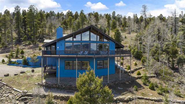 95 Zia Road, Angel Fire, NM 87110 (MLS #106912) :: Page Sullivan Group