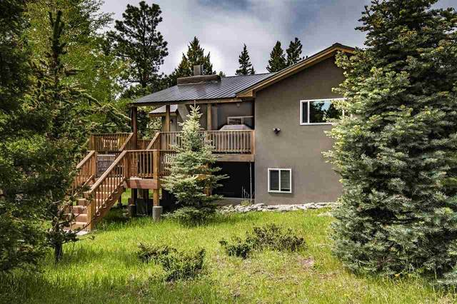 31 Alpine Lake Way, Angel Fire, NM 87710 (MLS #106913) :: Angel Fire Real Estate & Land Co.