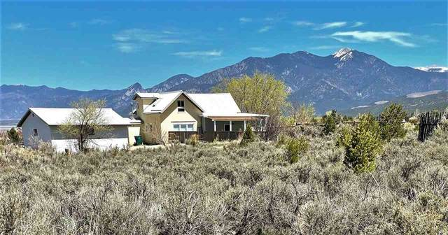 612 Critcher Rd, Taos, NM 87571 (MLS #106918) :: Angel Fire Real Estate & Land Co.