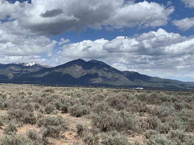 3 Nueve Vistas, Ranchos de Taos, NM 87529 (MLS #106930) :: Chisum Realty Group