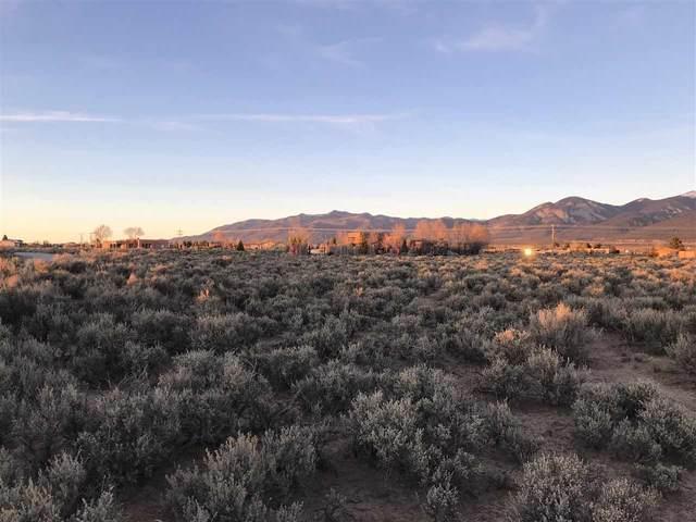 Lot 12 Eototo Road, El Prado, NM 87529 (MLS #106936) :: Coldwell Banker Mountain Properties
