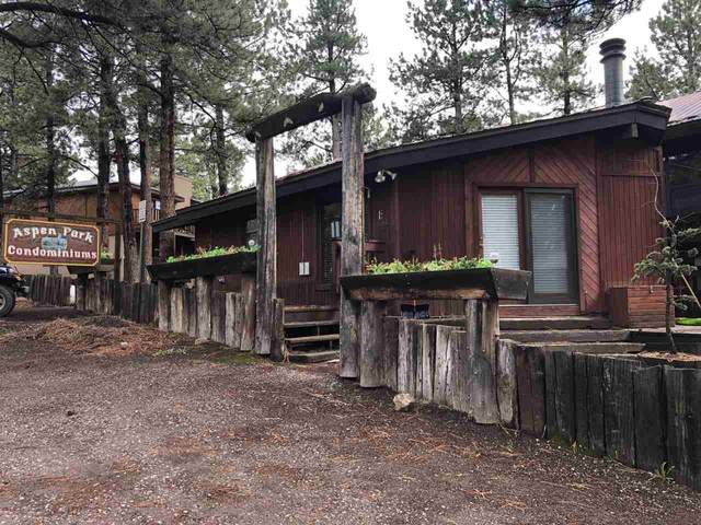 19 Jackson Hole Road, Angel Fire, NM 87710 (MLS #106937) :: Chisum Realty Group
