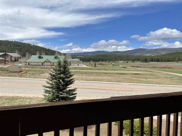 10 Valley Road, Angel Fire, NM 87710 (MLS #106946) :: Chisum Realty Group