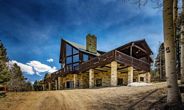 90 Zia Rd, Angel Fire, NM 87710 (MLS #106952) :: Coldwell Banker Mountain Properties