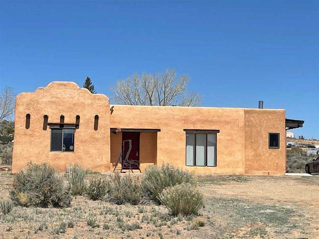 23 Camino Coyote, El Prado, NM 87529 (MLS #106959) :: Coldwell Banker Mountain Properties