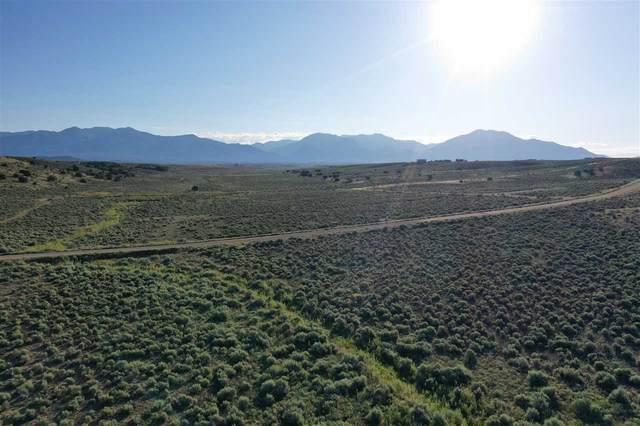 Parcel 2C Calle Fileberto, Taos, NM 87529 (MLS #106960) :: Angel Fire Real Estate & Land Co.