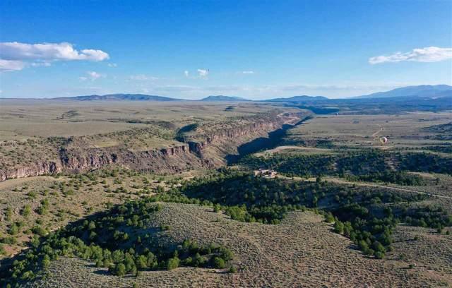 Parcel 3D Calle Fileberto, Taos, NM 87529 (MLS #106961) :: Page Sullivan Group