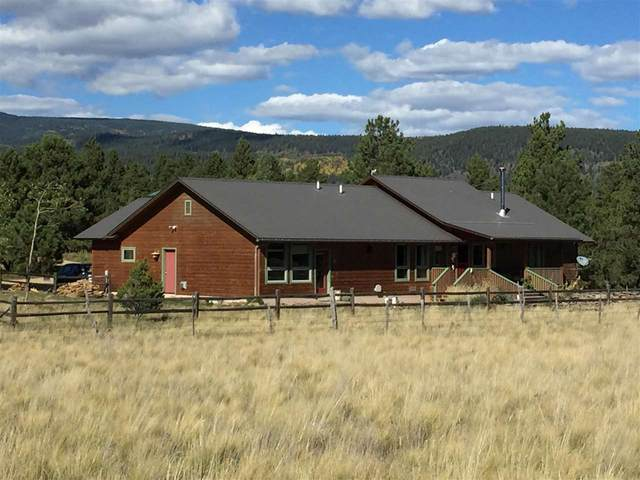 14 Camino De Norma, Angel Fire, NM 87710 (MLS #106970) :: Chisum Realty Group