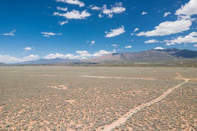 Tract 11 A2 2 County Road B121, Taos, NM 87571 (MLS #106983) :: Coldwell Banker Mountain Properties