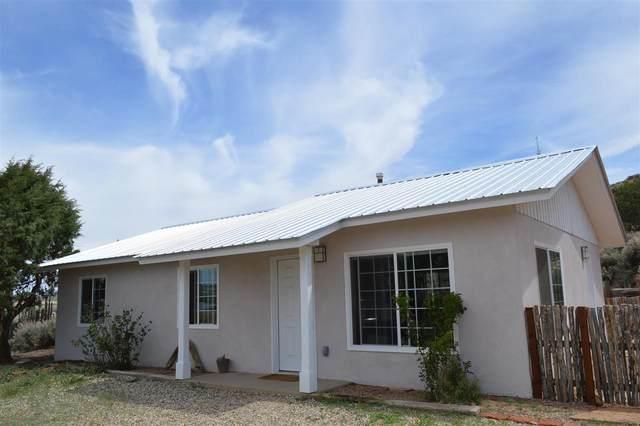 1 Bullsnake Rd, El Prado, NM 87529 (MLS #106984) :: Coldwell Banker Mountain Properties