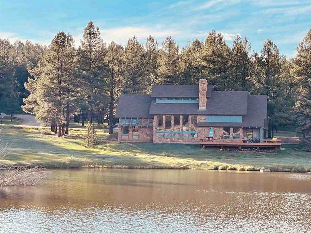 17 Woodlands Dr, Angel Fire, NM 87710 (MLS #106986) :: Berkshire Hathaway Home Services
