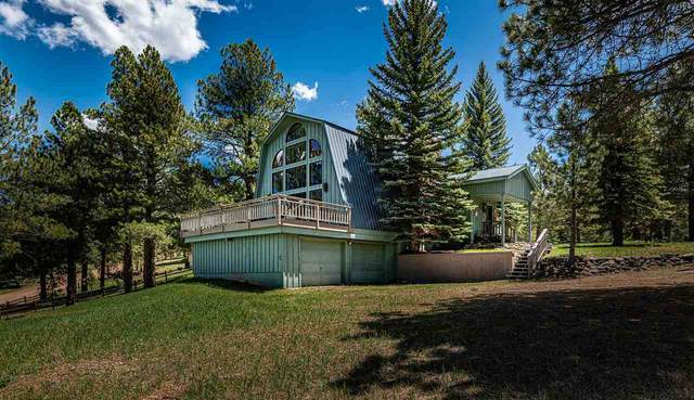 33 Mammoth Mountain Rd, Angel Fire, NM 87710 (MLS #106996) :: Chisum Realty Group