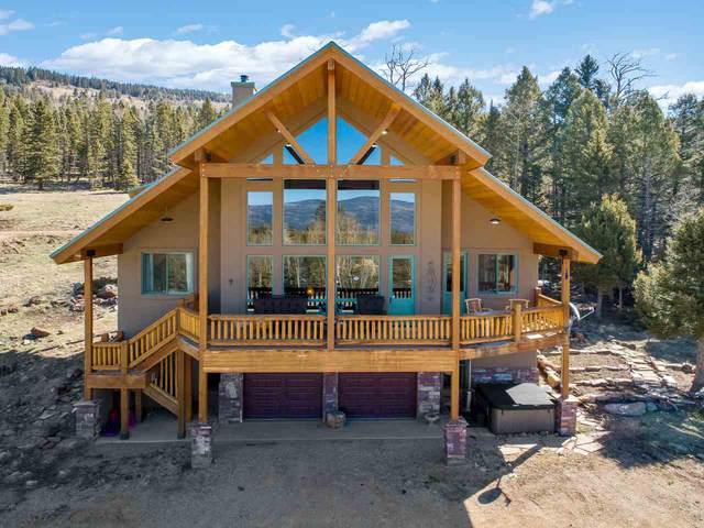 28 Vista Del Sur, Angel Fire, NM 87710 (MLS #107001) :: Coldwell Banker Mountain Properties