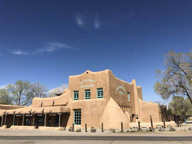 4140 Highway 68, Ranchos de Taos, NM 87557 (MLS #107005) :: Coldwell Banker Mountain Properties