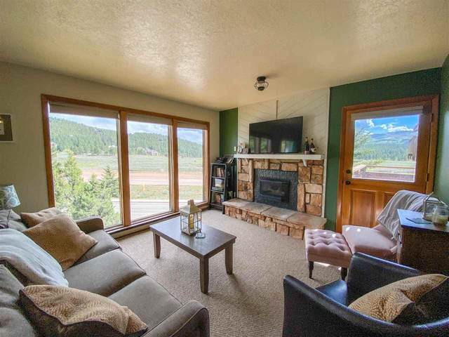 11 Mammoth Mountain Rd, Angel Fire, NM 87571 (MLS #107009) :: Chisum Realty Group