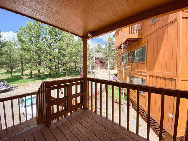 37 Vail Avenue, Angel Fire, NM 87710 (MLS #107013) :: Chisum Realty Group