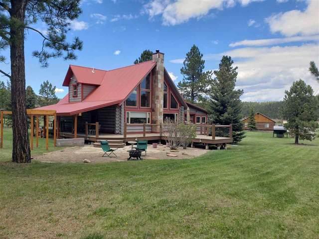 7 Lauguna Negra, Black Lake, NM 87710 (MLS #107014) :: Berkshire Hathaway Home Services