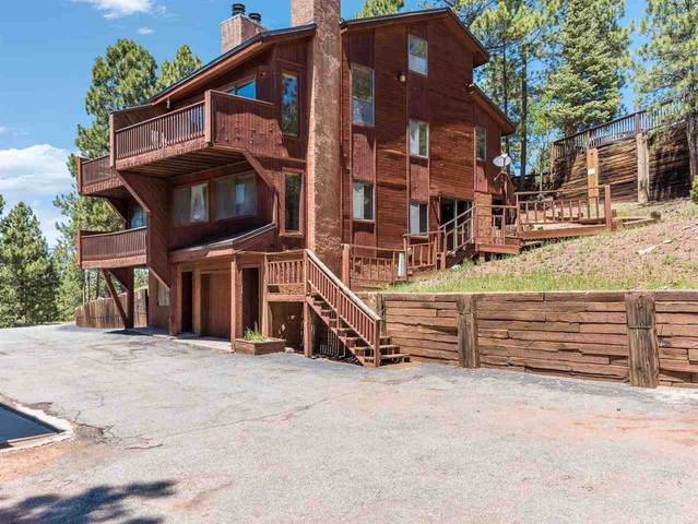 18 Five Springs Rd, Angel Fire, NM 87710 (MLS #107018) :: Chisum Realty Group