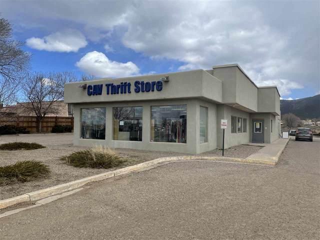 1103 Paseo Del Pueblo Sur, Taos, NM 87571 (MLS #107021) :: Angel Fire Real Estate & Land Co.