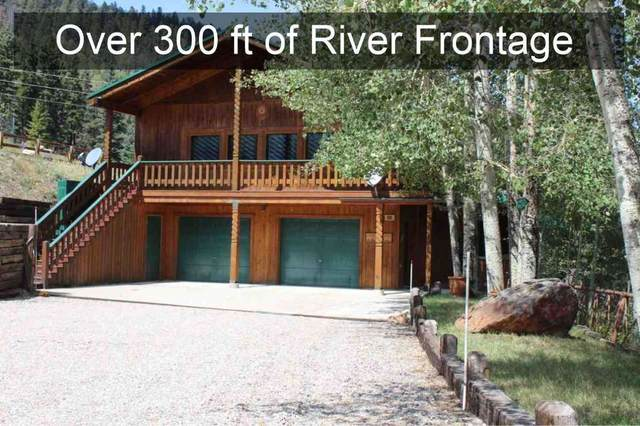 96 Valley The Pines Rd, Red River, NM 87558 (MLS #107024) :: Coldwell Banker Mountain Properties