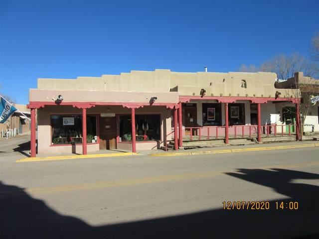 105  107 Kit Carson Road, Taos, NM 87571 (MLS #107025) :: Angel Fire Real Estate & Land Co.