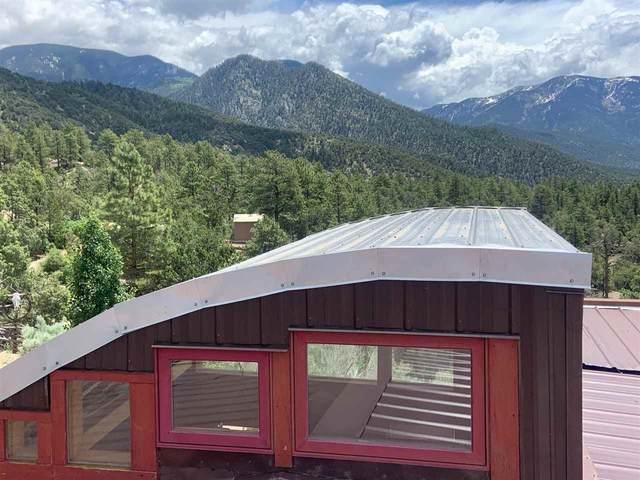 150 Cerrito Colorado, Valdez, NM 87580 (MLS #107032) :: Coldwell Banker Mountain Properties