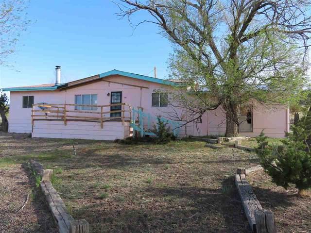 613 E 7th Street, Cimarron, NM 87714 (MLS #107036) :: Berkshire Hathaway Home Services