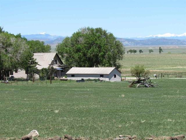 1930 Shwy 21, Miami, NM 87747 (MLS #107043) :: Berkshire Hathaway Home Services
