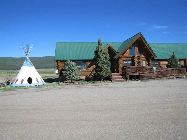 27585 Highway 64, Angel Fire, NM 87710 (MLS #107049) :: Chisum Realty Group