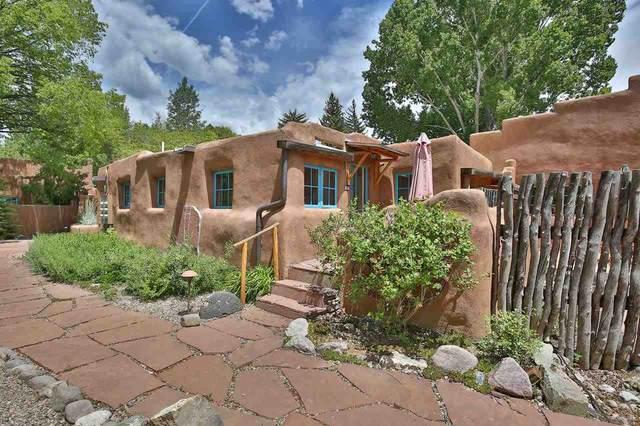 416 Liebert Street Unit 10, Taos, NM 87571 (MLS #107069) :: Berkshire Hathaway Home Services