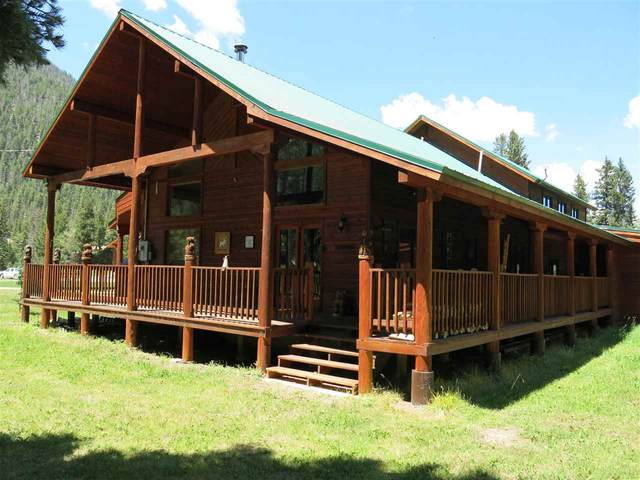 7 Hidden Valley Road, Red River, NM 87558 (MLS #107071) :: Coldwell Banker Mountain Properties