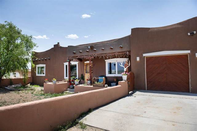 27 Rim View Road, Ranchos de Taos, NM 87557 (MLS #107079) :: Coldwell Banker Mountain Properties
