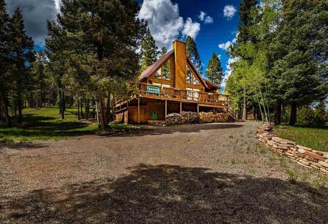 52 Calle De Los Indios, Angel Fire, NM 87710 (MLS #107086) :: Coldwell Banker Mountain Properties