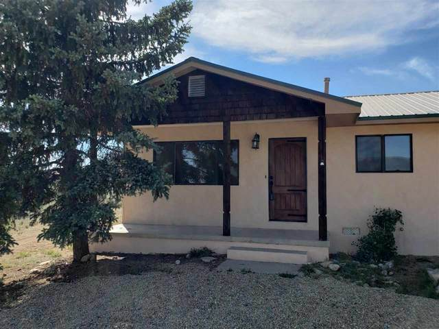 54 Lower Las Colonias Road, El Prado, NM 87529 (MLS #107094) :: Coldwell Banker Mountain Properties
