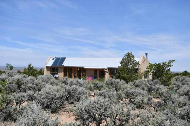 54 Jaracito Road, Questa, NM 87556 (MLS #107102) :: Angel Fire Real Estate & Land Co.