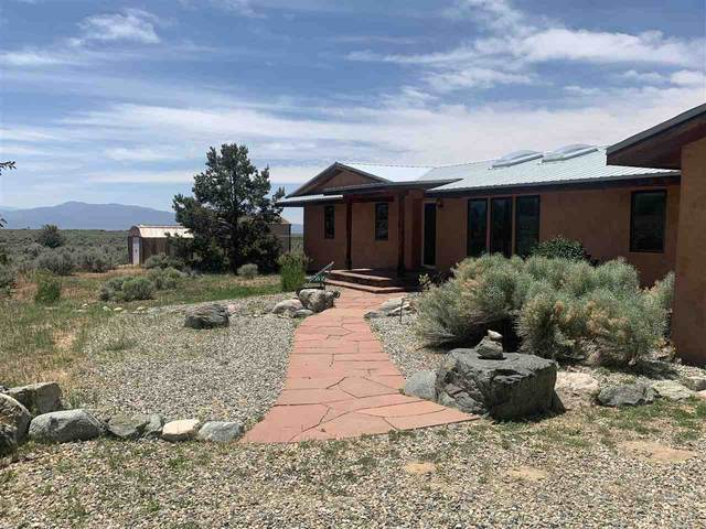 26 Lobo Road, Arroyo Seco, NM 87514 (MLS #107104) :: Angel Fire Real Estate & Land Co.