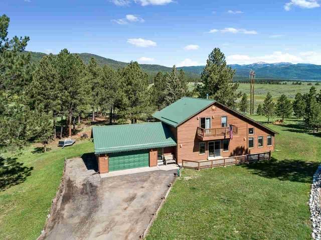 19 Cortez Terrace, Angel Fire, NM 87710 (MLS #107109) :: Angel Fire Real Estate & Land Co.