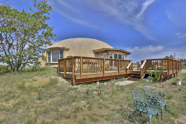 65 Blueberry Hill Road, Taos, NM 87571 (MLS #107111) :: Berkshire Hathaway Home Services
