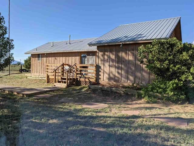 14B Evergreen Rd, Questa, NM 87556 (MLS #107113) :: Berkshire Hathaway Home Services