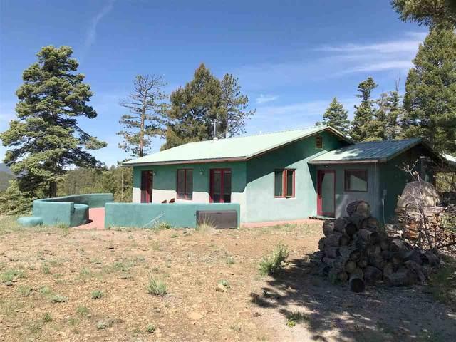 102 Verada De Los Angeles, Taos, NM 87571 (MLS #107114) :: Berkshire Hathaway Home Services