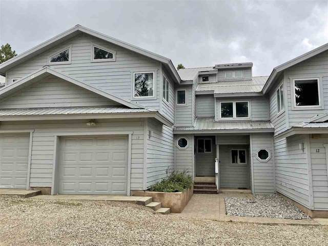 40 Mammoth Mountain Road, Angel Fire, NM 87710 (MLS #107120) :: Coldwell Banker Mountain Properties