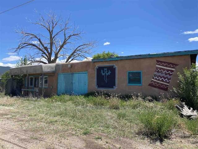 4065 State Road 68, Rachose de Taos, NM 87557 (MLS #107122) :: Berkshire Hathaway Home Services