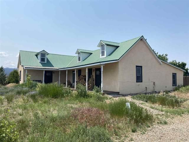 116 Garcia Road, Costilla, NM 87514 (MLS #107127) :: Berkshire Hathaway Home Services